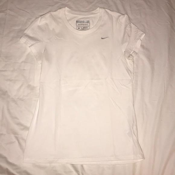Nike Tops - White Nike Sports Tee